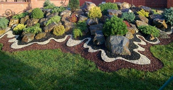 Ландшафтный дизайн дачного участка как сделать самому