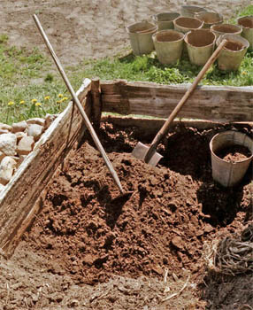Изготовление компостов