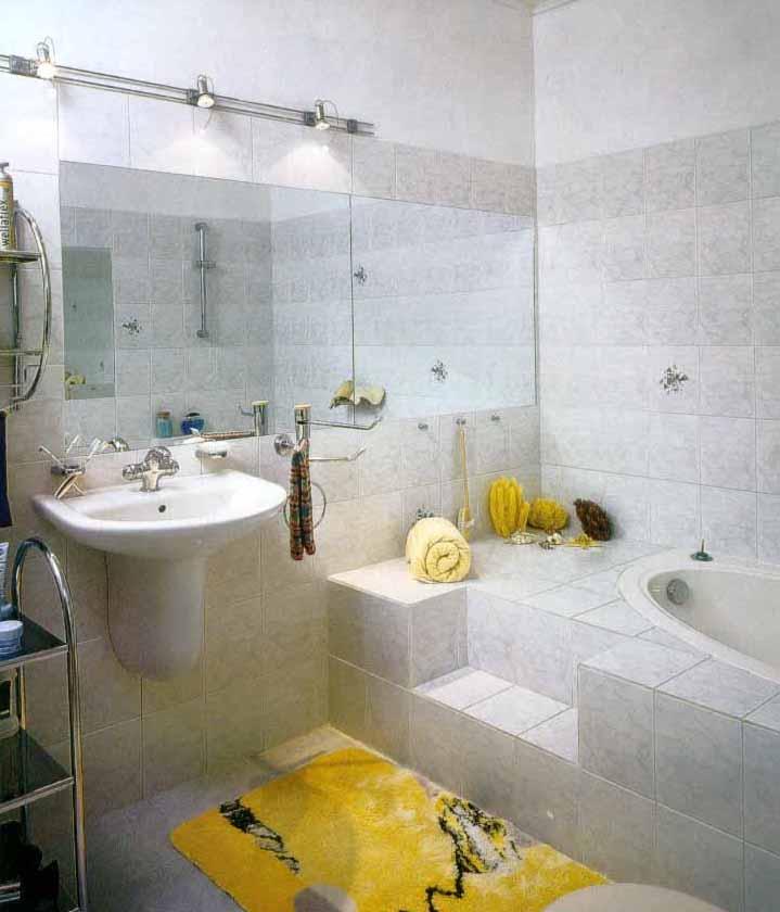 изайн ванной комнаты