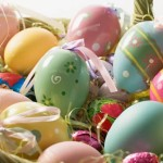 Пасхальная суббота 2013: приготовление писанок и пасхальных яиц