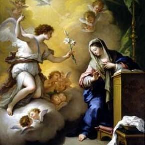 Выставка к празднику Благовещения 2013:Благовещения Пресвятой Девы Марии