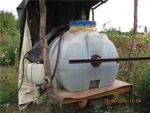 Органическое удобрение из свиного навоза