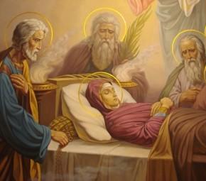Успение Пресвятой Богородицы:что говорится в Библии
