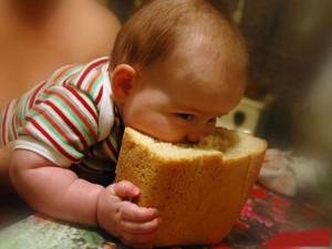 Выпекание хлеба