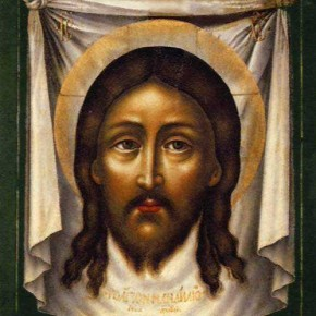 29 августа 2013- Третий Спас:чествование полотняной иконы Иисуса Христа