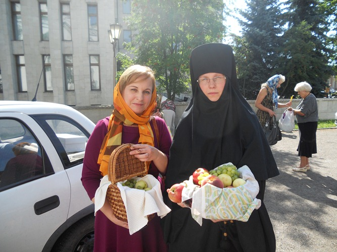 19 августа 2013-Яблочный Спас