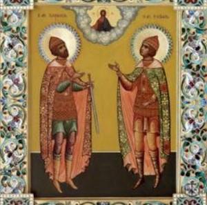 день святых Бориса и Глеба