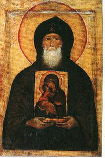21 августа 2013-день святого Григория иконописца