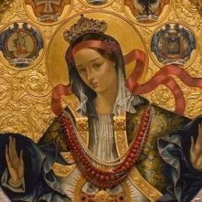 «Пришла Пречиста - становится девушка речиста»:28 августа - Успение Пресвятой Богородицы
