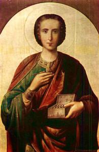 9 августа день святого  Пантелеймона-Паликопа