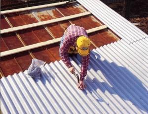 Существует ли средство для обработки крыши из шифера