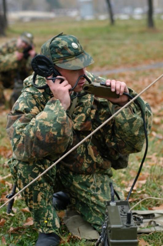 профессиональный праздник военных связистов