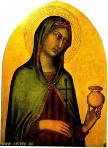 4 августа-Марии Магдалины