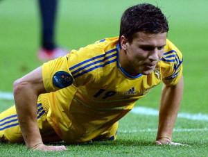 Прогноз на матч Украина Израиль