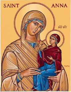 7 августа день святой Анны-холодници