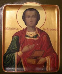 9 августа 2013:Пантелеймона Целителя