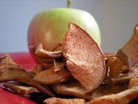 Как использовать сушеные яблоки для пирога