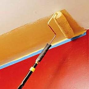 Как выбрать простую и дешевую краску для потолка?