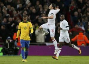 Ход матча Украина-Англия