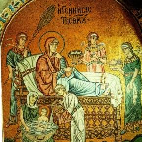 21 сентября 2013 -  Рождество Пресвятой Богородицы :обряды и верования