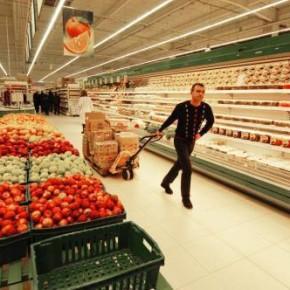 Европейская комиссия  позволила в супермаркетах стран ЕС продавать не стандартные овощи и фрукты