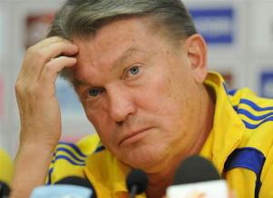 тренер Блохин