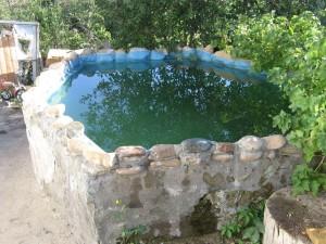 вода с крыши