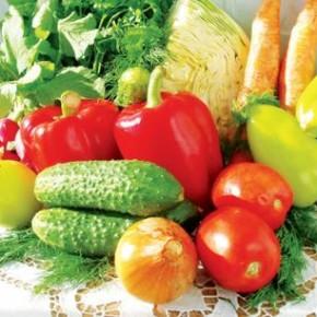 Европейские овощи и фрукты потеряли стандарт