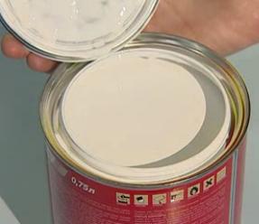 Как  выбрать краску для потолка если помещение совсем новое и может происходить усадка