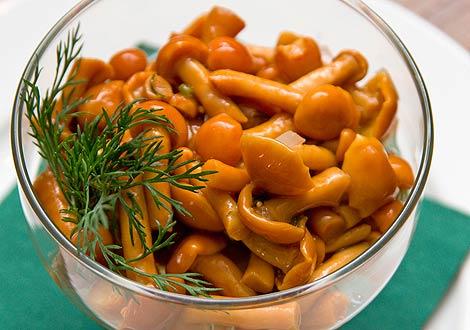 Как приготовить маринованные грибы без стерилизации?