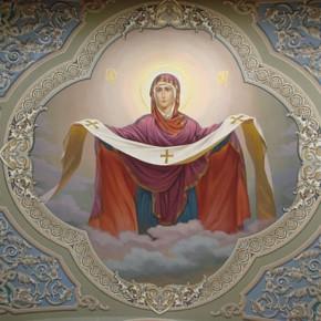 14 октября 2013-Покрова Пресвятой Богородицы:народные обычаи и традиции