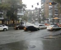 Какая ситуация на дорогах в Ростове-на-Дону