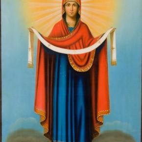 14 октября 2013-праздник Покрова Пресвятой Богородицы