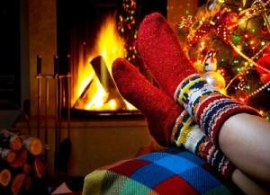 Тепло в ноги
