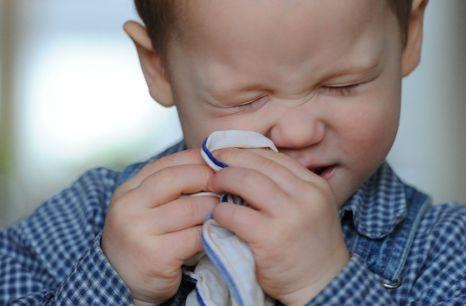 От чего возникает гайморит у детей
