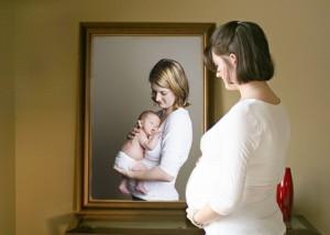 Современная женщина не готова становиться мамой