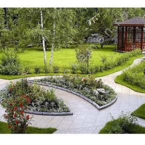 Как самостоятельно устроить ландшафтный дизайн приусадебного участка?