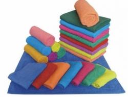 гладить махровые полотенца