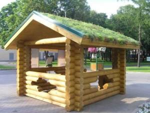 Как правильно установить крышу