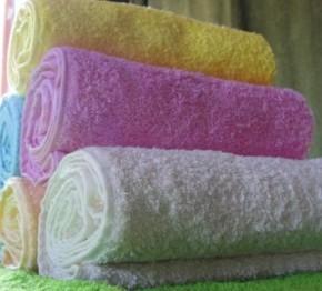 Что делать,если махровое полотенце стало жестким?