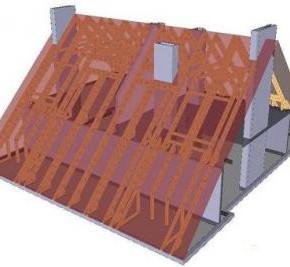 Какая крыша защитит от дождя и снега?