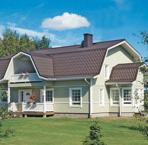 Как сделать шатровую форму крыши?