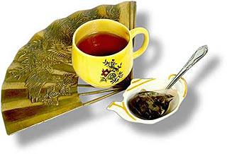 Как пить чай при простудных заболеваниях?