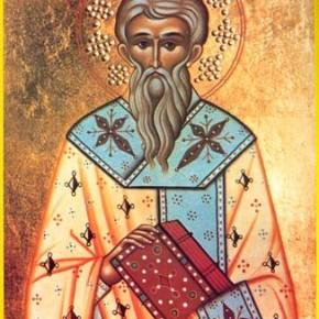 19 ноября 2013 — святителя Павла, патриарха Константинопольского