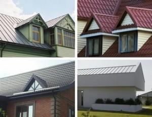 Правильный уклон крыши