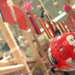 Как сделать новогодний шарик — украшение на елку