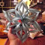 Открытка в зеленых тонах и новогодние подарки 2014