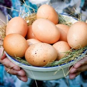 Как взбить яичные белки