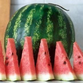 Та большая полосатая ягода