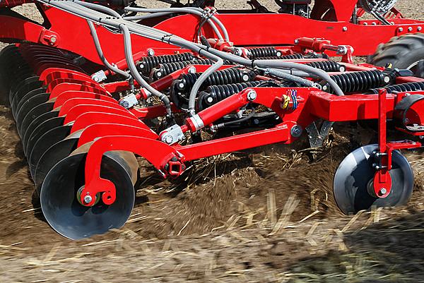 Сельхозтехника: удачное трио Horsch